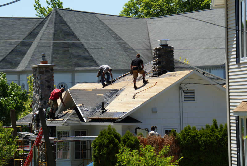Roofing Commercial & Residential